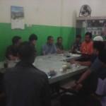 Rapat Pembentukan LSM Lembaga Melayu Riau (foto, Her)