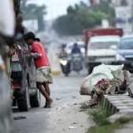 Tampak Gepeng yang berada di Pekanbaru yang semakin hari semakin Marak (net)