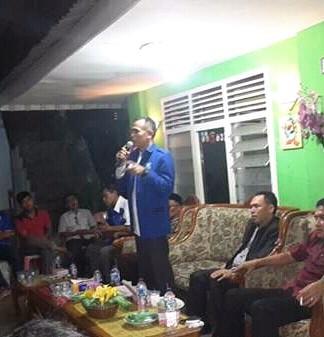 Sondia Warman hadiri Rodshow bersama Ir.Nofrizal dan mendukung Penuh Kader PAN menuju PKU 1 (foto.sr)
