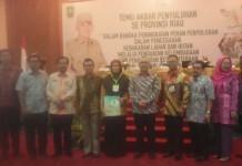 Temu Akbar Penyuluh Se-Provinsi Riau (foto. Her)