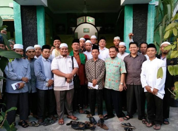 Para pengurus FKPP Riau dan Pekanbaru (foto:Rls)