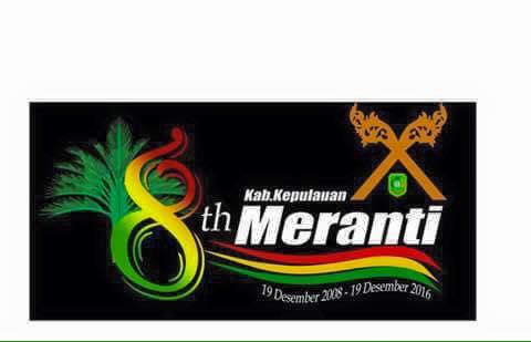 Logo Meranti 8 tahun