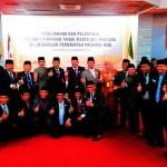 Pelantikan 43 Pejabat OPD baru 2017 di lingkup Pemprov Riau. (Foto: alvie haluanpos.com)