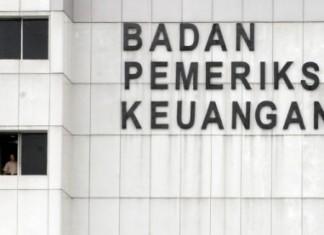 foto:Utang Proyek Tunggu Audit BPK