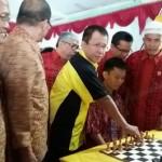 foto:Even Kejuaraan Catur Terbesar se-Riau Berlangsung di Duri dan Hadirkan Norma Master Internasional