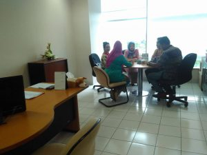 LPPA Riau sambangi RSUD Arifin Achmad