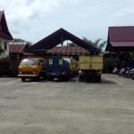 Foto: Harapan THL supaya nasib mereka lebih diperhatikan, karena kebersihan kota Pekanbaru juga akan lebih baik tak lepas karena adanya mereka (Foto:Rian/Putri)