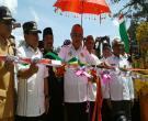 foto:Pemprov Riau Dan Bupati Pasaman Hadiri Peresmian Jembatan Sumpur