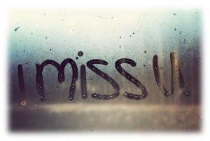 Aku rindu kamu