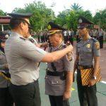 Foto:Polres Inhu Laksanakan Sertijab Kapolsek Di Jajarannya