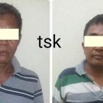 Dua Pelaku Curat Di Kota Pekanbaru Diamankan Polsek Sukajadi