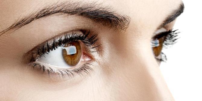 Mata wanita