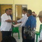 Hazmi Setiadi, MT, Anggota DPRD Riau beri bantuan Sembako