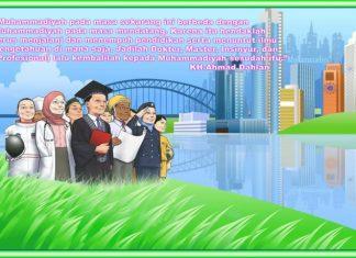 Lembaga Pendidikan Muhammadiyah