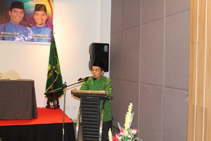 Pengasuh Pon Pes Al-Uswah H Ramli Abdul Hamid Lc
