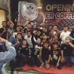 Opening Er Coffee Berpesta Bersama
