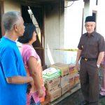 Wabup Tinjau Lokasi Kebakaran di Gelora