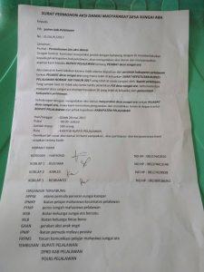 Surat Aksi