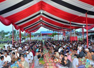 Peringatan Nuzulul Qur'an Jamaah, Foto: Bagian Humas Aceh Timur