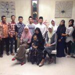 Alumni MAN 07,foto bersama seusai berbuka