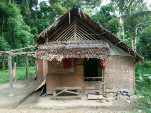 Sisi Depan Rumah Hamdani