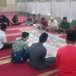 Remaja Masjid Darul Ulum, sedang Rapat Persiapan Aksi Solidaritas Bantu Palestina