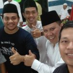 H Irwan Selfi Bersama Remaja Masjid