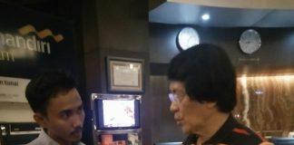 Kak Seto Mulyadi, ketika diwawancarai Pemimpin Redaksi Haluanpos.com