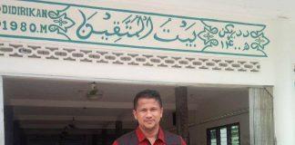 Ketua AKA DPD Aceh Timur Adi Maros
