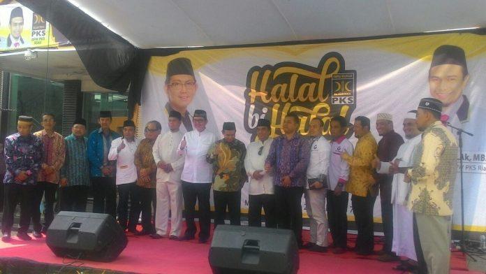 Khairuddin Foto Bersama Dengan Tokoh Tokoh