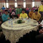 Bupati Harris duduk Bersama Tokoh Tokoh Riau