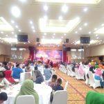 Masyarakat Meranti Antusias Menghadiri Halal Bi Halal