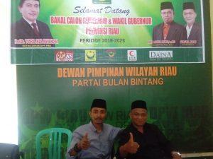 Ketua Panitia Penjaringan Bersama Ketua PW BSM BB Riau,