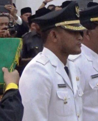 Sumpah Jabatan Bupati Dan Wakil Bupati Aceh Timur