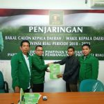 Tim Khairuddin mengambil Formulir
