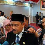 Sekda Riau Ahmad Hijazi