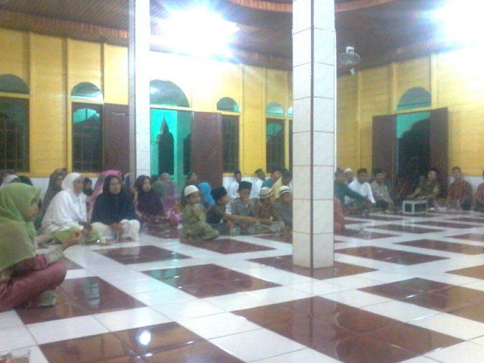 Peringatan 1 Muharram dengan acara Tablig Akbar