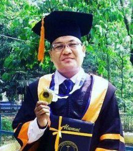 Dedy Surya, M. Psi master psikologi alumni Universitas Medan Area.