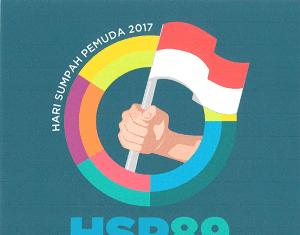 Hari Sumpah Pemuda ke 89 tahun 2017
