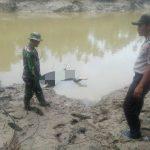 Foto Penemuan Mayat Disungai Peureulak