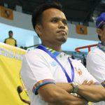 Anis Murzil selaku Ketua Penanggung Jawab Kontingen