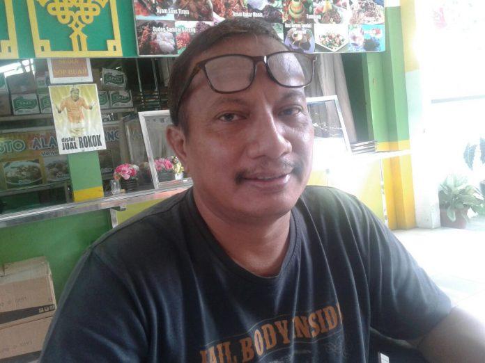 Drs Riyono Gede Trisoko MM Pemerhati Budaya dan Sejarah Pekanbaru