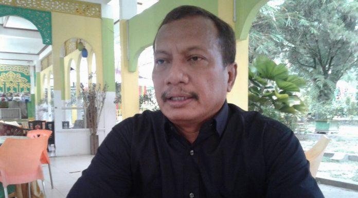 Riyono Gede Trisoko MM Pemerhati Budaya dan Sejarah Pekanbaru