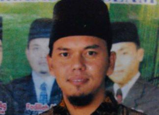 Photo : Ketua Umum DPP. Gerakan Masyarakat (Gema) Independent Indonesia, Khairuddin Al-Young Riau, S.HI, M.Ag