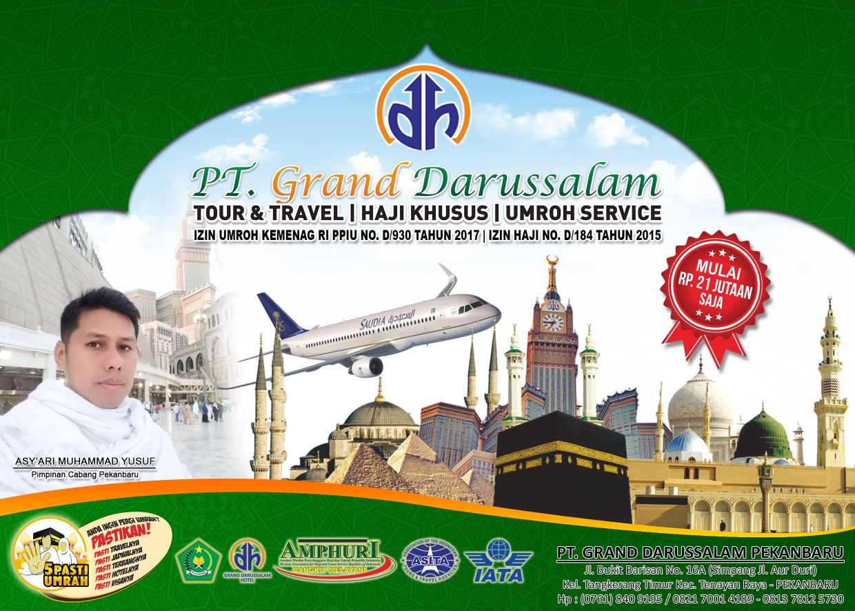 Travel & Umroh