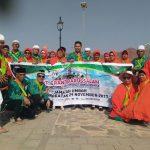 Foto Bersama Jamaah Travel dan Umroh Grand Darussalam