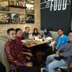 Foto: Saat silaturahmi Rutinan Bulanan BFI Finance Pekanbaru 3 bersama para Agen