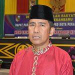 H. Darnil. SH Anggota DPRD Kota Pekanbaru