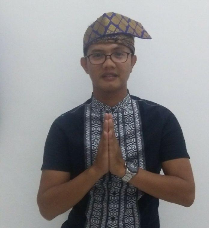 Zulkarnain. SE ketua LAM Riau Kelurahan Binawidya