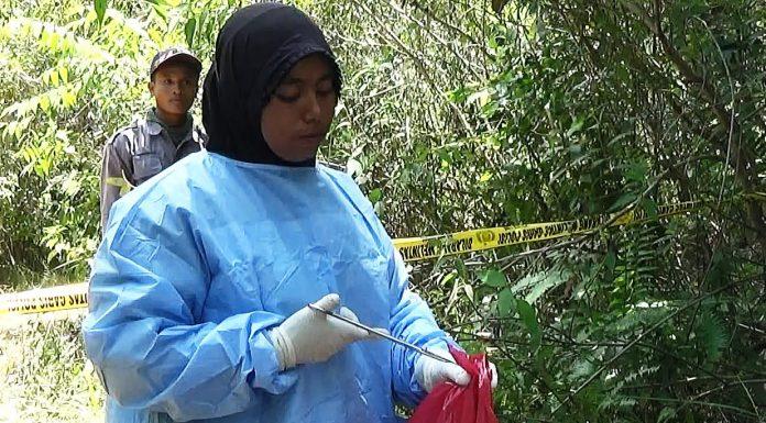 Drh. Rosa Rika Wahyuni(13/07/18).Foto :Ilham